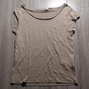 Linnen T shirt Acne Studio